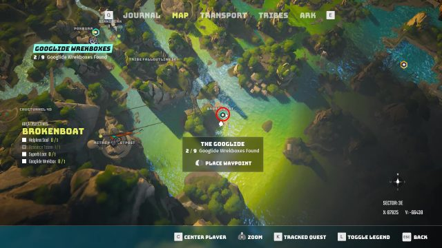 Biomutant Googlide Wrekboxes - Where Can You Find Them
