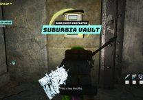 Biomutant Suburbia Vault - Ultimate Ranged Weapon - Find Moog & Open Old World Vault