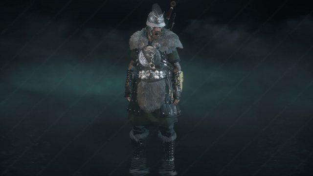 Celtic Armor Wrath of the Druids AC Valhalla DLC