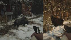 Resident Evil Village Black Pigs Goats Locations