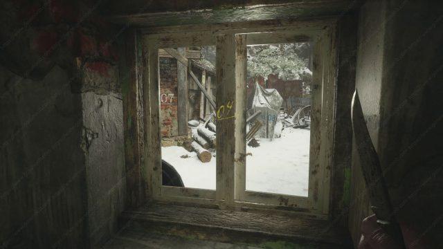 Resident Evil Village Workshop locker combination lock code