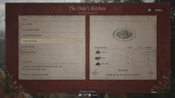 Tochitura de Pui Recipe Resident Evil Village