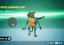 biomutant mutation spot change your character appearance