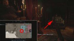 castle dimitrescu resident evil village labyrinth puzzle where to find