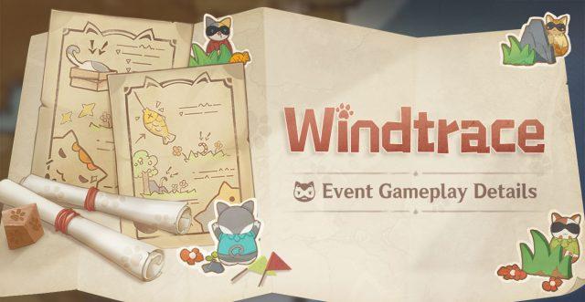 genshin impact windtrace guide