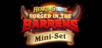 hearthstone announced new mini set the wailing caverns