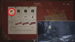 how to increase & get more inventory space resident evil 8 village