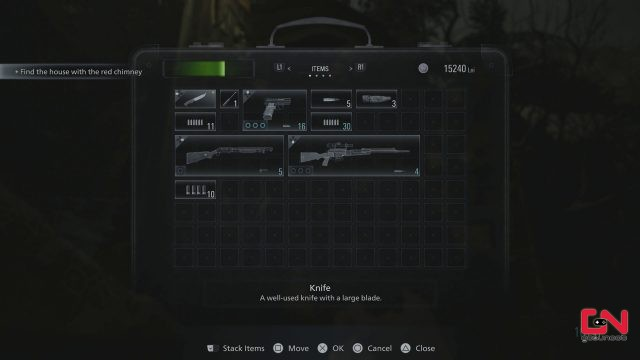 how to increase inventory space in resident evil 8 village