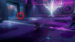 how to open red x force field ratchet clank rift apart