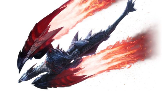 mh rise crimson glow valstrax armor weaknesses & material drops