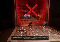 ratchet & clank rift apart open red x force field door