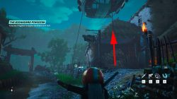 where to find gearwear weapon ugprade benches biomutant