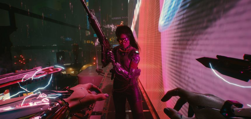 Cyberpunk 2077 Now Available On PS4 PlayStation Store