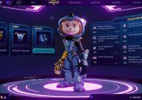 Galactic Ranger Armor Set Ratchet & Clank Rift Apart