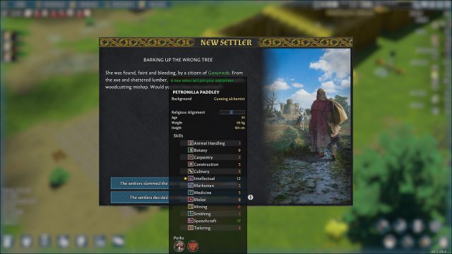 How To Gain Additional settlers in going medieval
