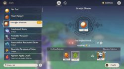 How to Craft Floaty Splodies & Straight Shooter