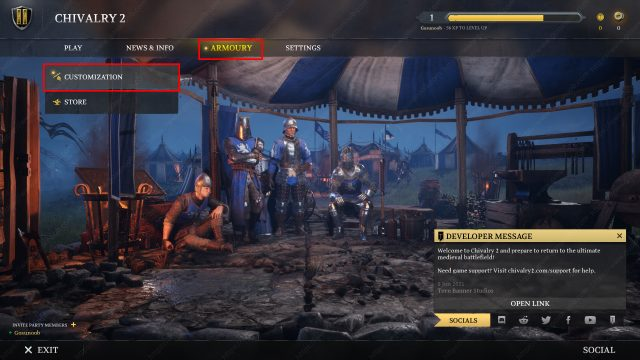 How to Redeem the Chivalry 2 Preorder and Special Edition Content