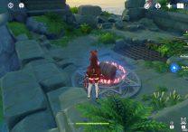 Last Torch Near Minacious Isle Whirlpool Luxurious Chest