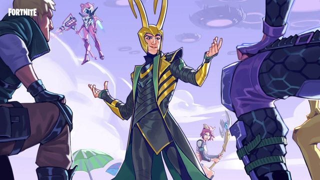 Loki Coming To Fortnite This July