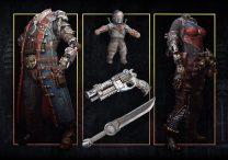 Necromunda Hired Gun Pre-Order Bonus Items Location - Equip Hunter's Bounty Pack
