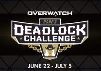 New Ashe Skin Overwatch - Ashe's Deadlock Challenge