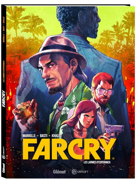 New Ubisoft Transmedia Products For Far Cry 6