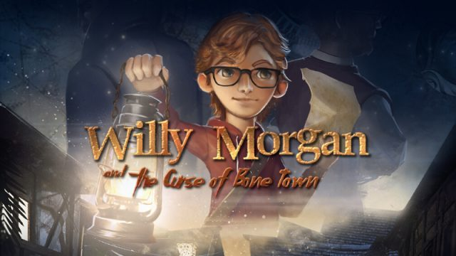 Willy Morgan and the Curse of Bone Town Switch Release Date