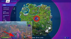 aftermath location fortnite where to find