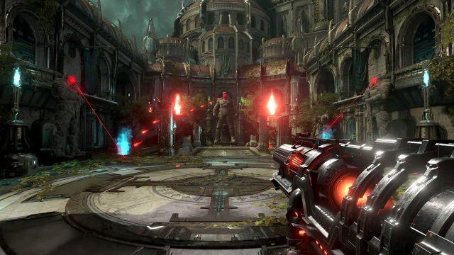 doom eternal update adds new master level & next-gen upgrades