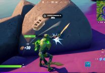 fortnite collect stone from aftermath
