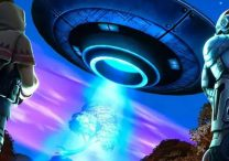 fortnite how to get abducted by aliens
