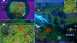 fortnite where to find alien artifact locations