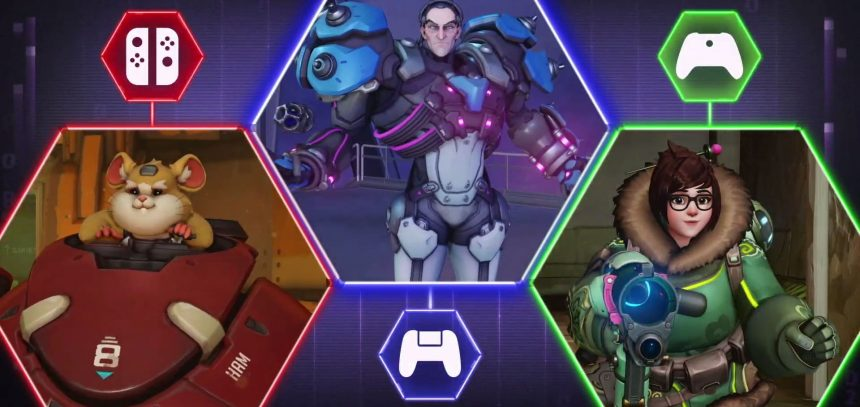 how to disable crossplay in overwatch