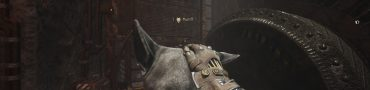 how to pet dog in necromunda hired gun