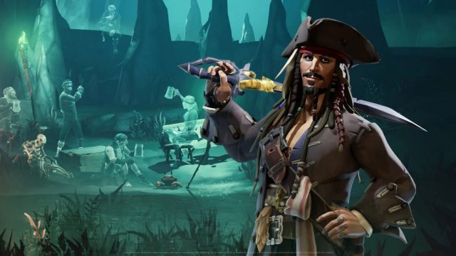 how to start sea of thieves a pirates life