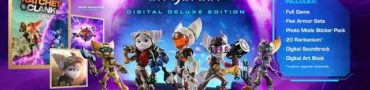 ratchet and clank rift apart deluxe edition armor