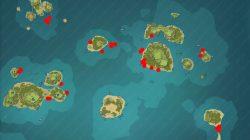 sea ganoderma locations genshin impact