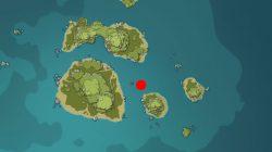 they who hear the sea genshin impact unlock chest code location