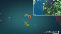 twinning isles day 1 echoing conch locations genshin impact