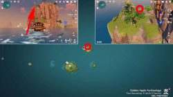 where to find day 1 echoing conch broken isle