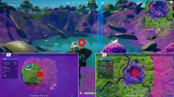 where to find fortnite alien artifacts locations