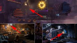 where to find spybot locations rift apart corson v