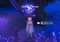 Destroy The Barrier In Chinju Forest - Sacred Sakura Cleansing Ritual - Genshin Impact