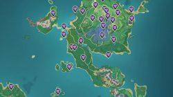 Electroculus Locations Genshin Impact 1