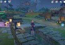 Farmer's Treasure Genshin Impact Amenoma Kageuchi Blueprint