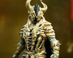 Golden Rage Armor Skin New World