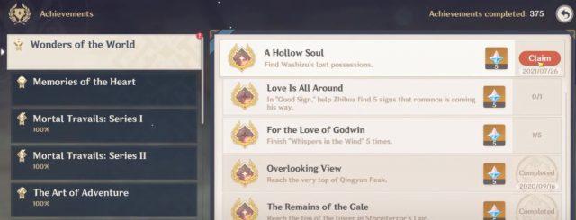 Hidden Genshin Impact Quest Sinister Instruction and Secret Achievement