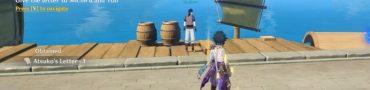 Home Lies Over The Ocean Genshin Impact