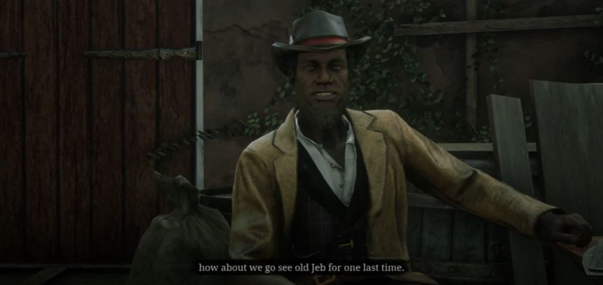 Jeb Phelps Location In Annesburg RDR2 Online