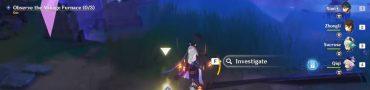Observe Mikage Furnace - Tatara Tales Genshin Impact